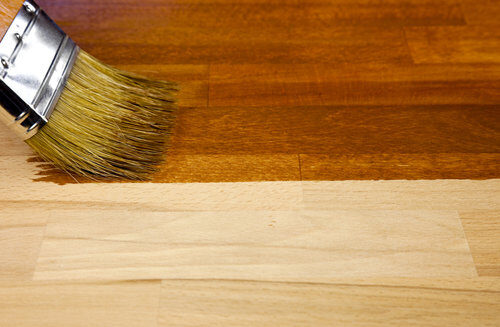 Gap filling & Finishing services provided by trained experts in Wood Floor Restoration London